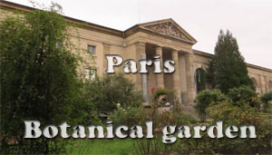 Botanical Garden of Paris